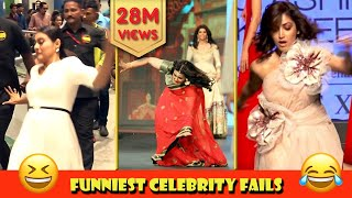 Bollywood Celebrity funny fails in Public | Kajol, Yami Gautam, Sonakshi, Amir Khan, Arpita Khan