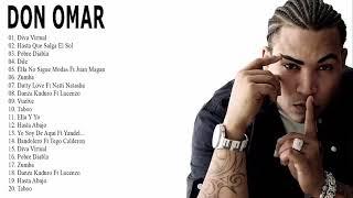 Don Omar Mix Nuevo 2018 - Don Omar Sus Mejor Exitos - Mix De Exitos De Don Omar