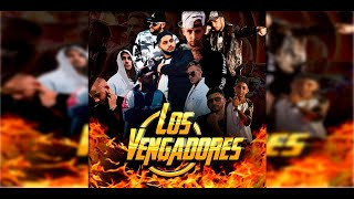 LOS VENGADORES (Lyric Video)