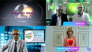 'Chiasso news 4 settembre 2020' episoode image