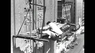 Harold Lloyd in feet first (1930) - The climbing scene