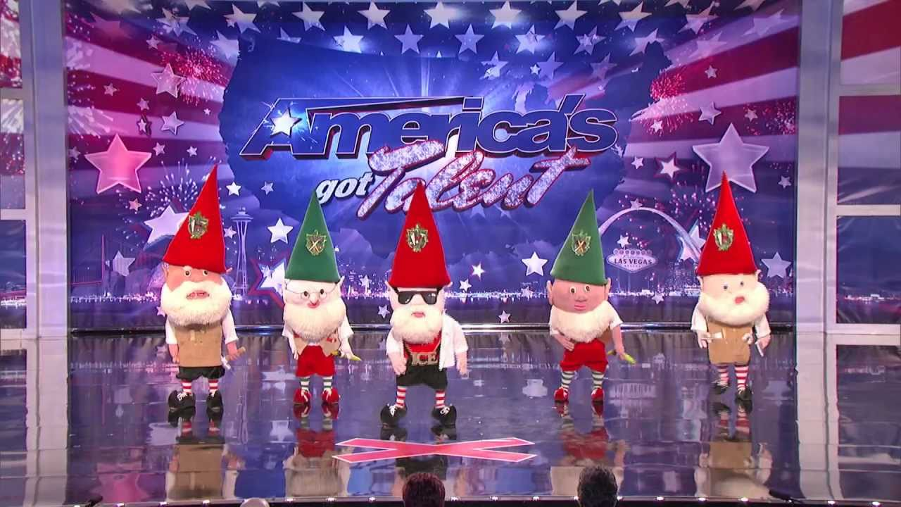 America's Got Talent - Those Funny Little People - Audition - Season 6 thumbnail