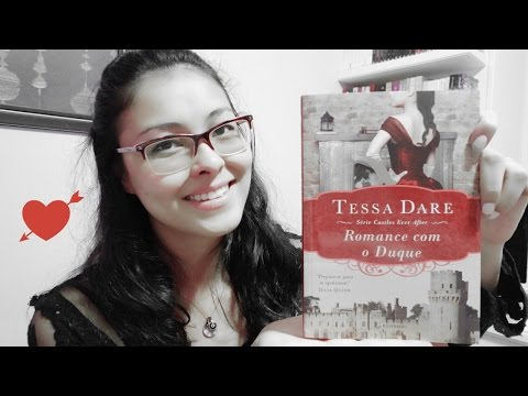 Romance com o Duque - Tessa Dare (Castles Ever After #1) | Resenha
