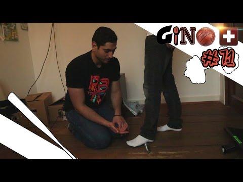 [71] Gino+ | Fußroller mit Flos Wampe | 01.06.2016