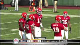 Broncos@Chiefs  June 18 2011