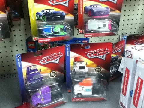 The In-Store Hunt For 2018 Cars-#19-Roamin' To Walmart