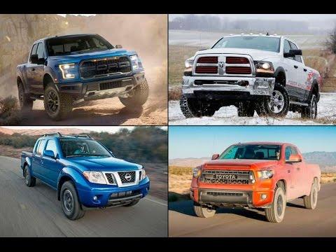 Las 9 mejores camionetas para todo terreno  2017-2018