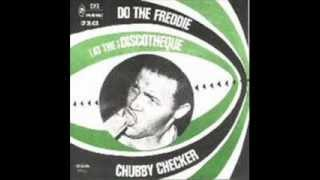 CHUBBY CHECKER - AT THE DISCOTHEQUE - DO THE FREDDIE