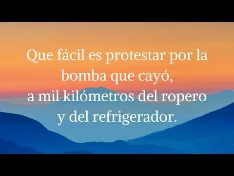 Canción en Harapos - Silvio Rodríguez