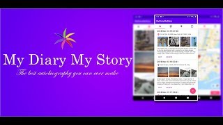 'My diary my story' new version comes with lock!