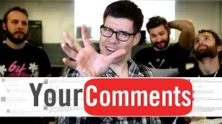 HOW TO GET OUR JOBS? - Funhaus Comments #23