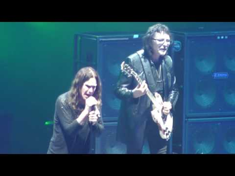 Black Sabbath - Children of the Grave FULL HD 1080p LIVE Kraków, Tauron Arena, Polska 02.07.2016