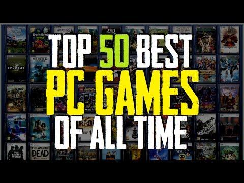 Top 50 Migliori Giochi PC di Tutti i Tempi