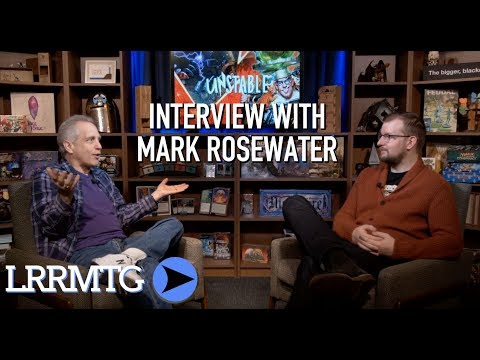 Interview with Mark Rosewater — MTG Unstable