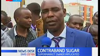 More controband sugar consifisticated in various parts of the country