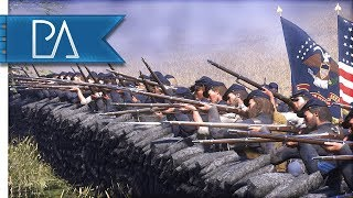 BAPTIZED BY FIRE! Desperate Last Charge - War of Rights (Huge Event)