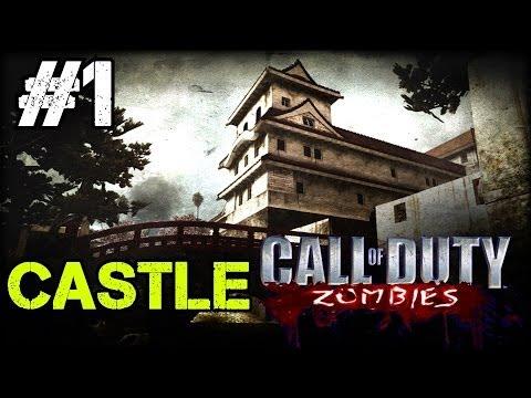 Cod Waw Castle Nazi Zombie Map