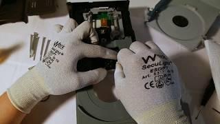 XBOX 360 klemmendes Laufwerk reparieren