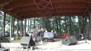 "Charlie Parr, ""Where You Gonna Be?"" 7/3/11 Family Reunion Festival 2011"
