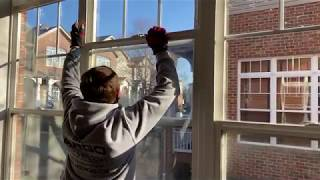 Double Hung Window Balancers Replacement