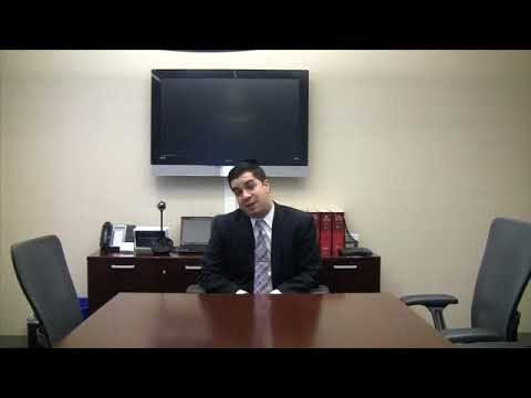 """""""I was doing the exact type of work that the attorneys were doing"""" testimonial video thumbnail"""