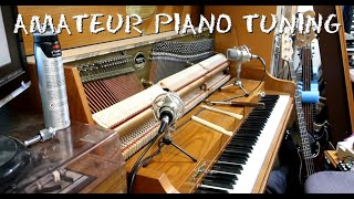 A Crash Course in Piano Tuning for the Complete Beginner