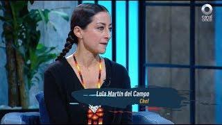 Todos a bordo - Chef. Lula Martín del Campo