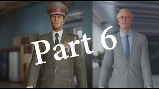 HITMAN Gameplay Walkthrough Part 6 - A Gilded Cage - Hitman the complete first season Ps4