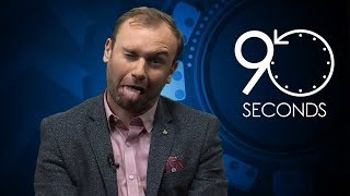 90 SECONDS w/ Жаре Еден на Еден