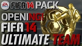 Fifa 14 6800 Fifa Points Pack Opening Highlights Ft ABSOLUTE SHIT