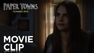 Paper Towns (2015) Video