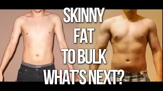 Skinny Fat Transformation | When Should You Start Cutting?