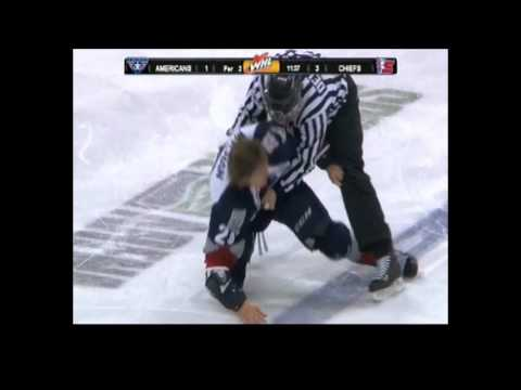 Reid Gow vs. Jesse Mychan