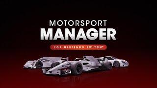videó Motorsport Manager