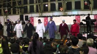 preview picture of video 'Szinkronúszó csapat Biharkeresztes'