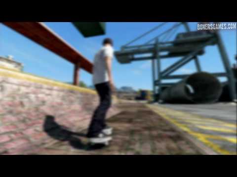 Skate 3 Walkthrough - ps3 - BJ's Career, Part 25: Own the