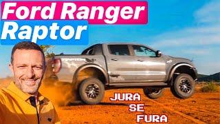 Stvoren za divljanje! - Ford Raptor - Jura se fura