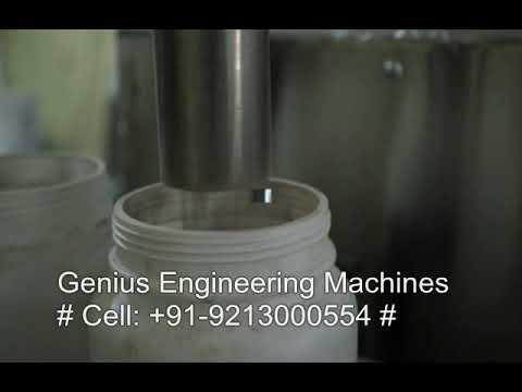 Automatic Jar filling line