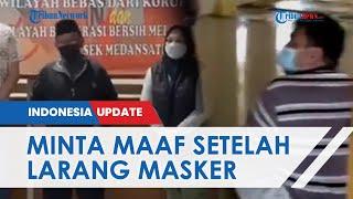 Pengakuan Oknum Ustaz yang Larang Pakai Masker di Masjid, Kini Ungkap Sesal dan Minta Maaf