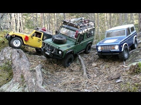 RC Cars Adventure In Wonderland