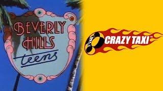 Beverly Hills Teens Meets Crazy Taxi (Short Edit)
