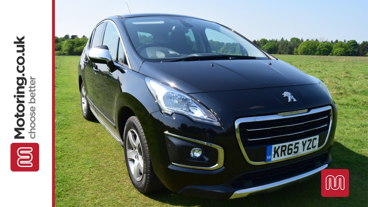 6 Things You Need To Know About the Peugeot 3008