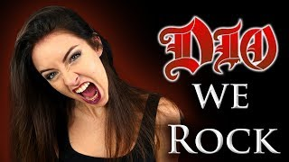 Dio - We Rock (Cover by Minniva featuring Quentin Cornet)