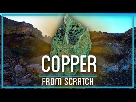 How to Extract Copper from Rock
