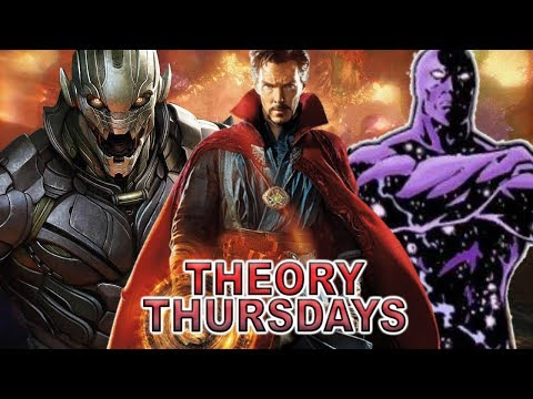 Dr. Strange In Quantum Realm - Thanos Teams Up With The Avengers - Kronos - Theory Thursday's
