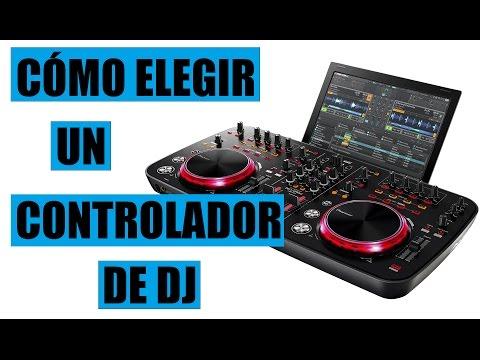 Cómo elegir un Controlador de DJ para empezar | Qué Software de DJ usar