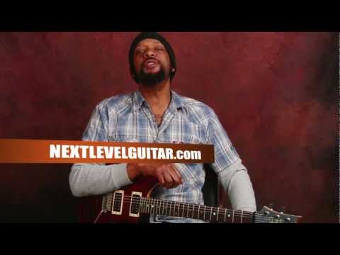 How to play ACDC style beginner song EZ rock electric guitar lesson 3 chords and licks