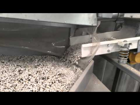 Dry Peas Cleaning Plant