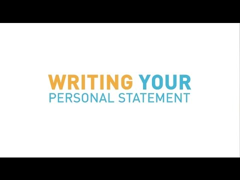 5 Top Tips for writing your Personal Statement | University of Southampton