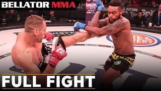 Bellator MMA: Rafael Lovato Jr. vs. Mike Rhodes FULL FIGHT